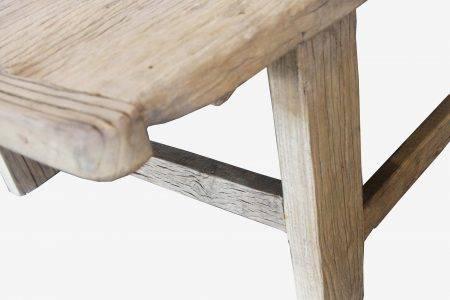 Table basse en orme ancien Portobello Décoration