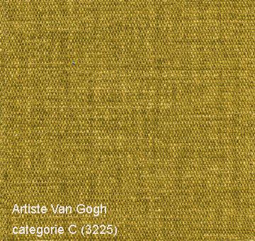 Artist Van Gogh – Lin- Jute-Viscose