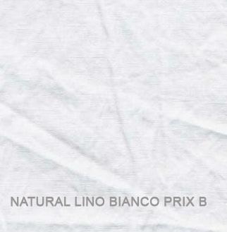 Natural-Lino-Bianco-B- Coton Lin