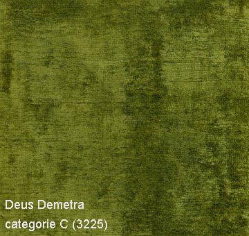 Velours Deus Demetra – Viscose-Coton