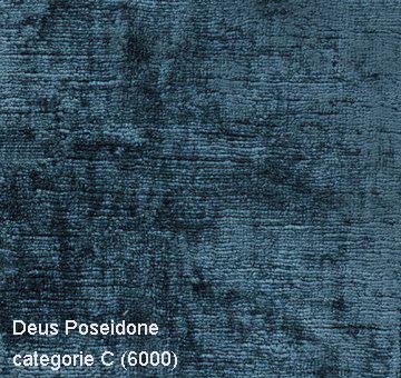 Velours Deus Poseidone – Viscose-Coton